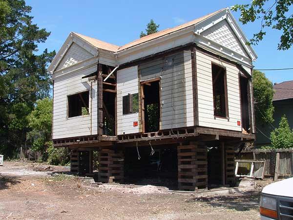 Remodeling, Larkspur Home