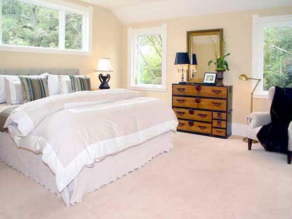 Remodeling, Larkspur Home - Master Bedroom